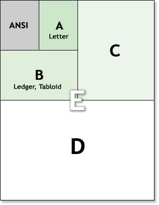 letter size paper dimensions